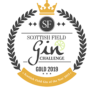 Scottish Field Gin Challenge Gin of the Year 2019